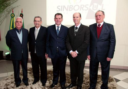 POSSE DA NOVA DIRETORIA DO SINBORSUL